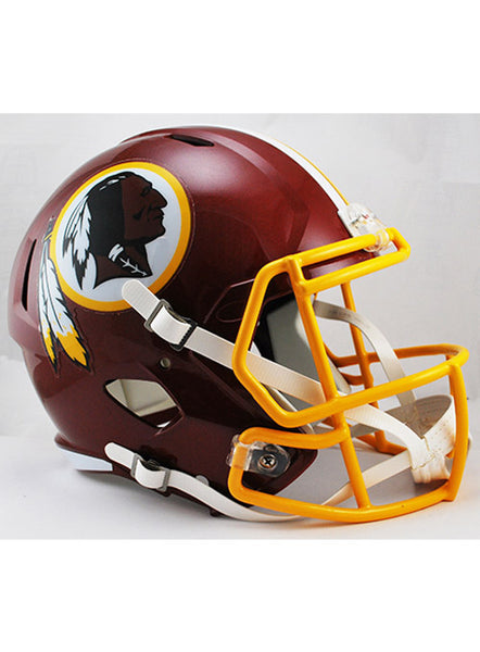 Riddell Redskins Replica Speed Helmet