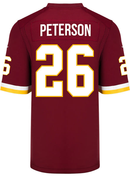 Nike Game Home Adrian Peterson Jersey  6661a99d1