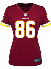 Ladies Nike Game Home Jordan Reed Jersey