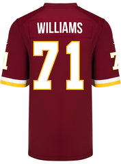 Redskins Nike Game Home Trent Williams Jersey