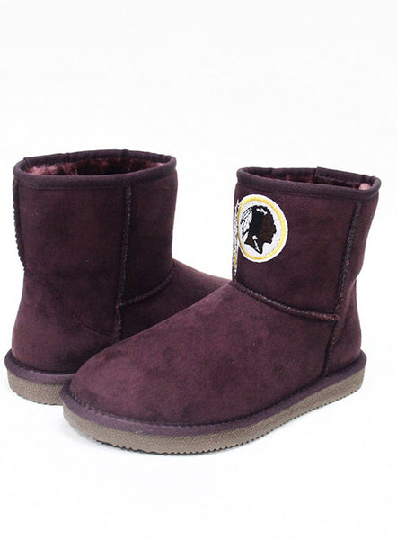 Redskins Ladies Rookie Mini Winter Boots