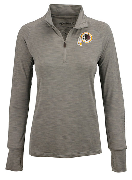 Ladies 47' Brand Redskins  Microlite Shade Jacket