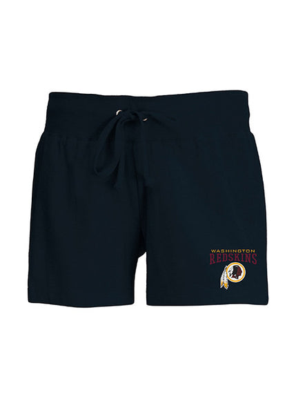 Ladies Redskins Concept Sports Knit Short
