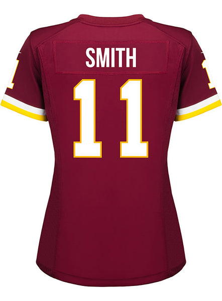 newest 32021 40d3c Ladies Nike Game Home Alex Smith Jersey | Women's Redskins Jerseys |  Redskins Team Store