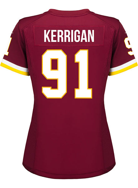 Ladies Nike Game Home Ryan Kerrigan Jersey
