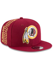 New Era Redskins Tribute Flip 9FIFTY Snapback Hat
