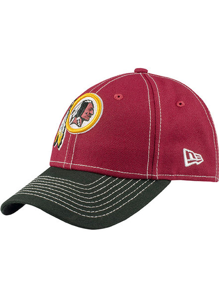 New Era Redskins 4th Down 9FORTY Adjustable Hat