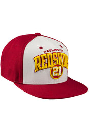 Mitchell & Ness Redskins Sean Taylor Snapback Hat