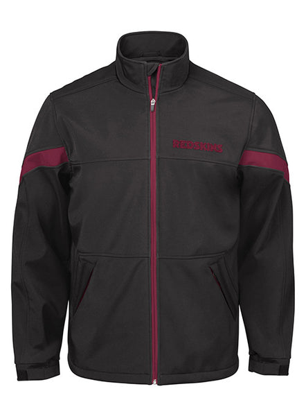 Redskins Full Zip Franchise Softshell Jacket