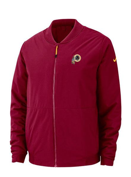 Nike Redskins Full Zip Bomber Jacket