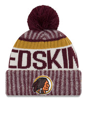 New Era Redskins 2017 Classic Sideline Knit Hat