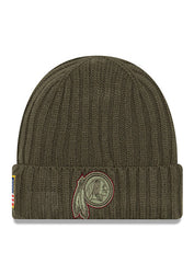 New Era Redskins 2017 Salute to Service Knit Hat
