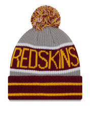 New Era Redskins Men's Banner Block Knit Hat