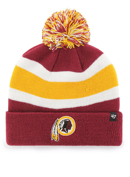 '47 Brand Redskins Breakaway Knit Hat