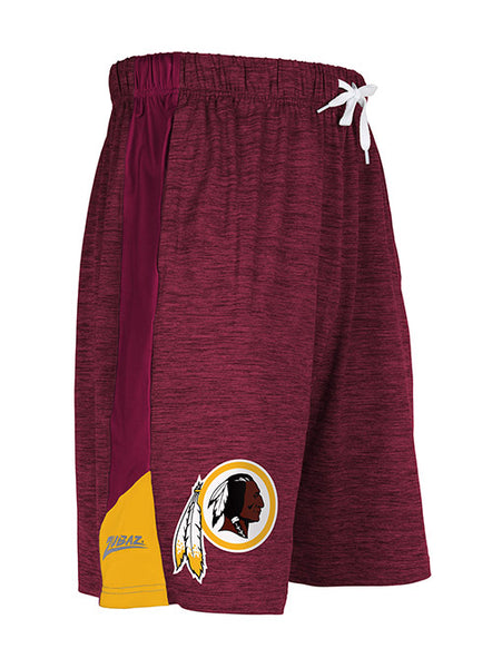 Redskins Zubaz Space Dye Short