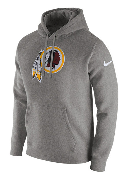 Nike Redskins Club Hooded Sweatshirt