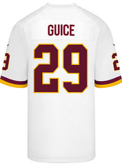 Nike Game Away Derrius Guice Jersey