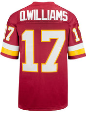 Redskins Mitchell & Ness Authentic 1986 Doug Williams Throwback Jersey