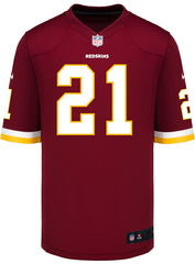 Nike Game Home Sean Taylor Jersey