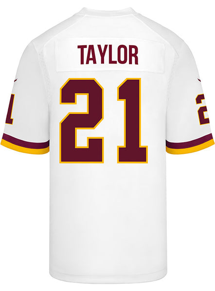size 40 a0653 2d214 Nike Game Away Sean Taylor Jersey | Redskins Game Jerseys | Redskins Team  Store