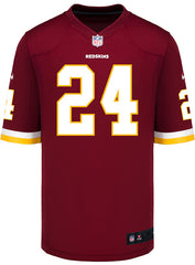 Nike Game Home Josh Norman Jersey