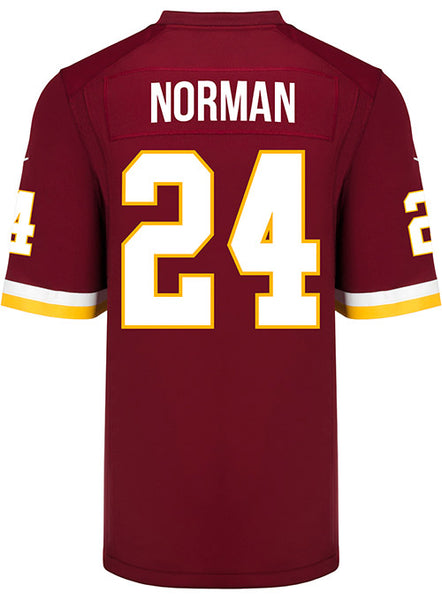 Nike Game Home Josh Norman Jersey  cccc117c4