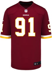 Nike Game Home Ryan Kerrigan Jersey