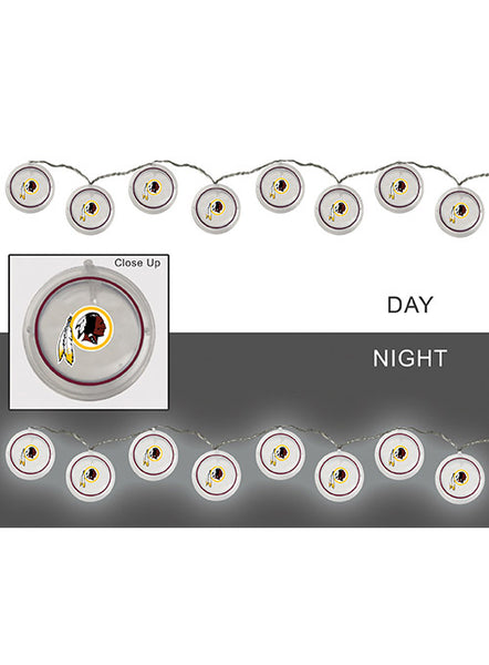 Redskins String Lights