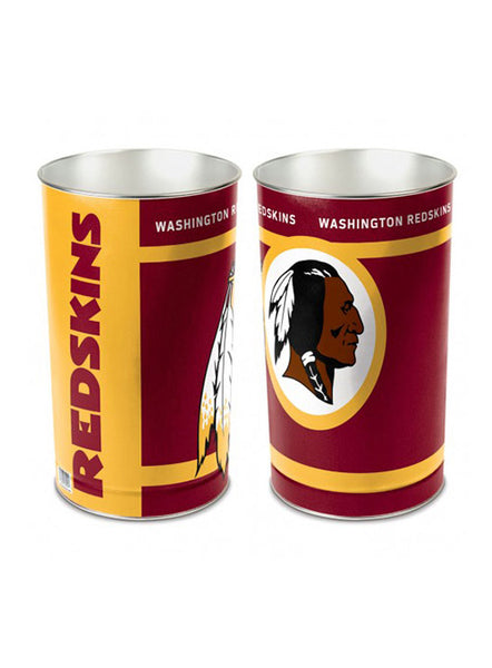 Redskins Waste Basket