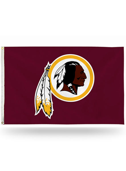 Redskins 3' x 5' Flag