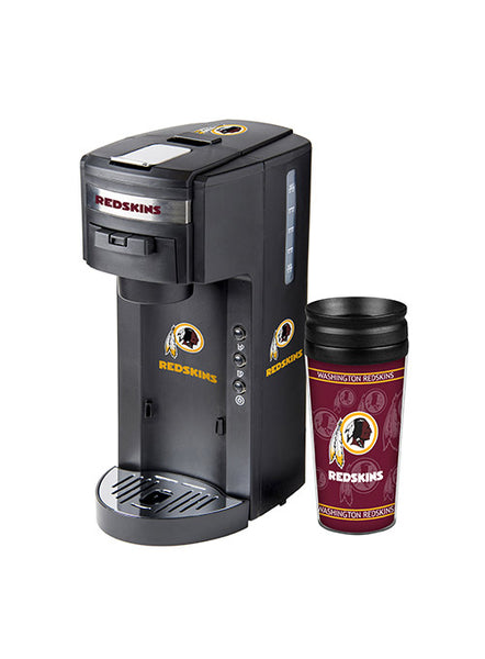 Redskins Deluxe Coffee Maker