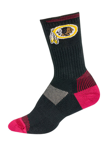 Redskins Youth Velocity Socks