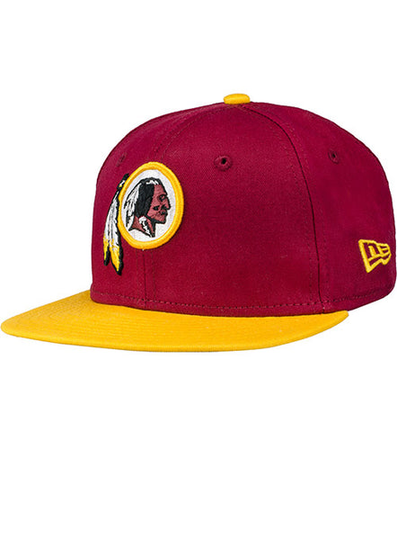 New Era Redskins Youth Snapback Hat