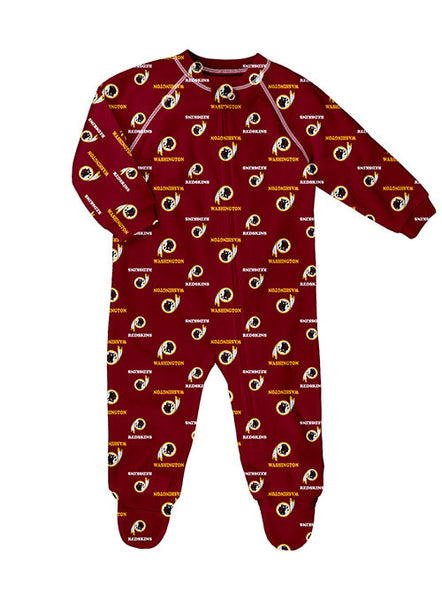 Infant Redskins Coverall