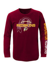 Youth Redskins T-Shirt Combo Pack