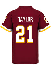 Youth Nike Game Home Sean Taylor Jersey