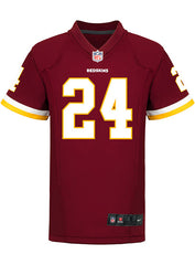 Youth Nike Game Home Josh Norman Jersey