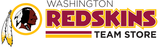 Redskins Team Store  logo