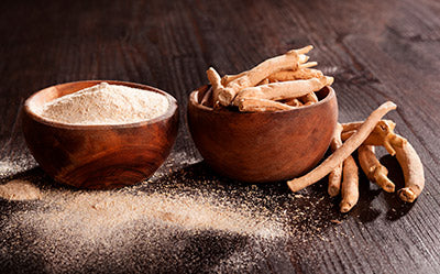 Improve Libido and Relaxation with Ashwagandha