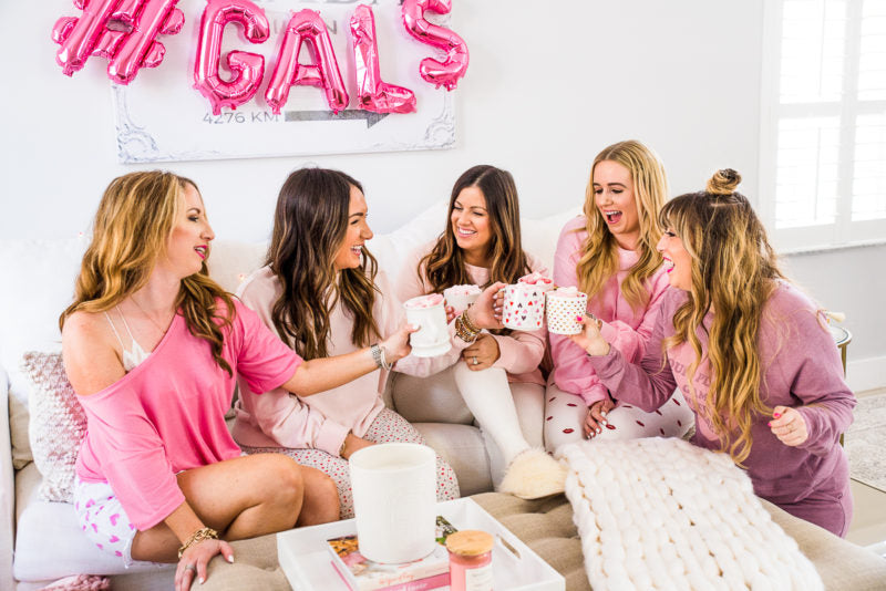Tips to celebrate Galentine's day