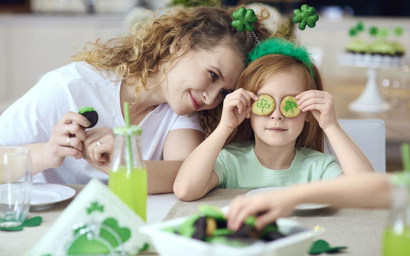 5 fun St Patrick's day ideas to do with the kids