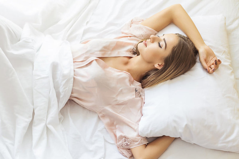 A good night of sleep = Beauty & Health benefits