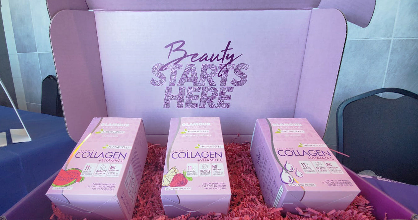 Best Natural Collagen, 2020, Glamour Nutrition, Joint health, complete skin care, Best new Collagen