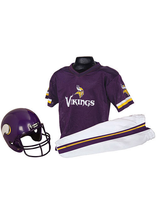 Youth Vikings Uniform Set