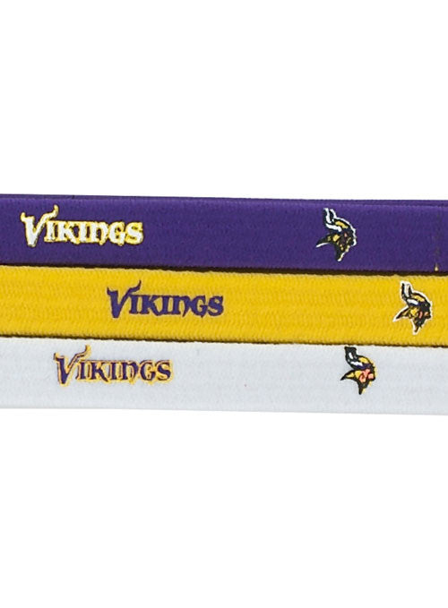 Vikings Elastic Headband
