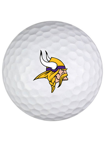 Vikings Golf Ball