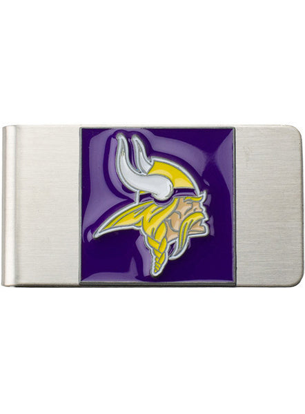 Vikings Money Clip