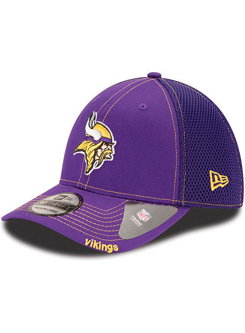 Vikings New Era 39THIRTY Neo Hat