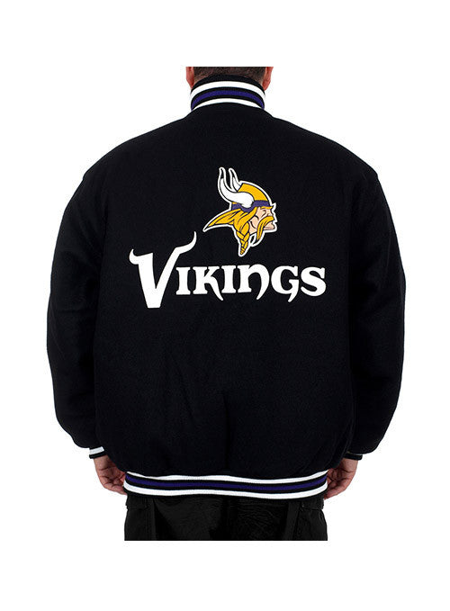 Vikings Wool Jacket