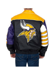 Vikings Leather Jacket